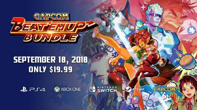 Annunciato Capcom Beat Em' Up Bundle