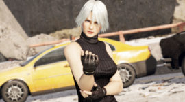 Dead or Alive 6: Arriva Christie