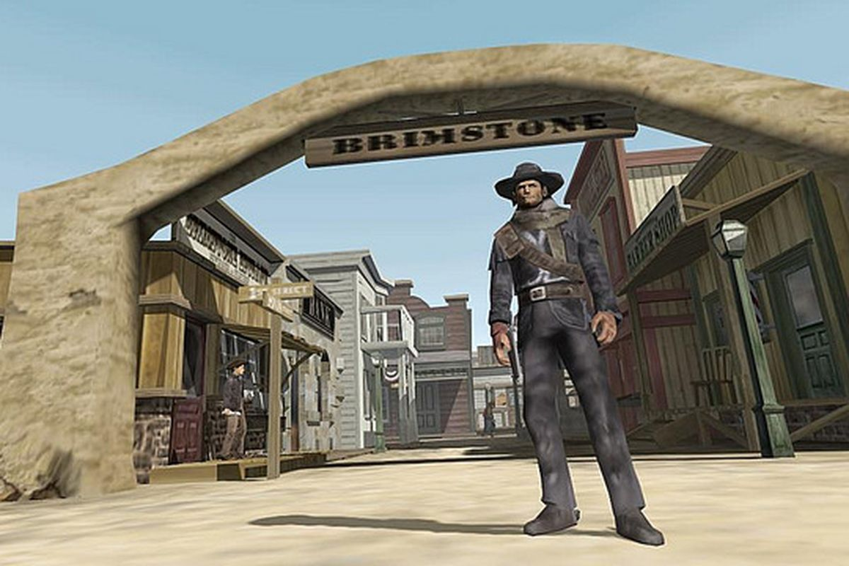 Red Dead Revolver - Screenshot 2