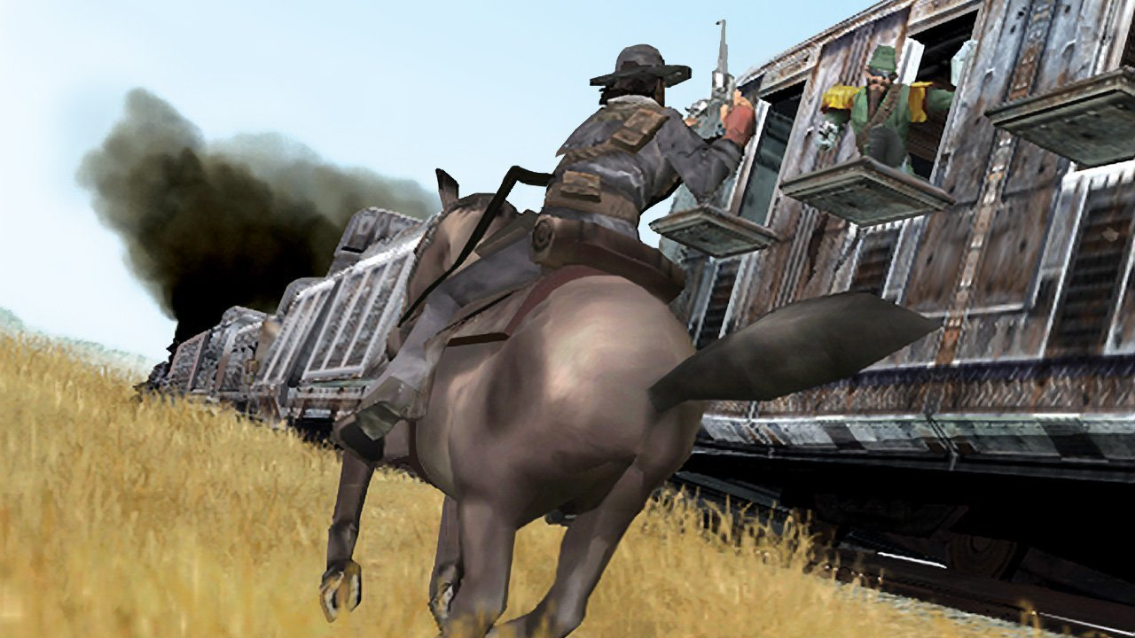 Red Dead Revolver - Screenshot 3