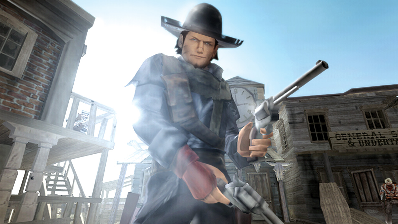 Red Dead Revolver - Screenshot