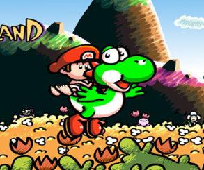 Retro Weekend: Yoshi's Island