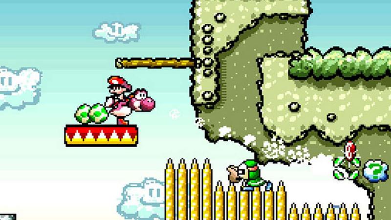 Yoshi's Island - Screenshot 3