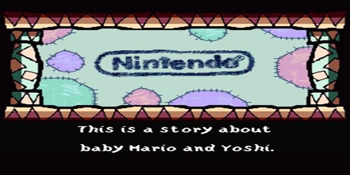 Yoshi's Island - Story