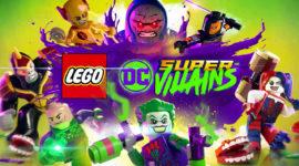 LEGO DC Super-Villains in arrivo venerdì