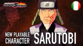 Hiruzen Sarutobi arriva in NARUTO TO BORUTO: SHINOBI STRIKER