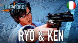Jump Force: Ecco Ryo e Kenshiro