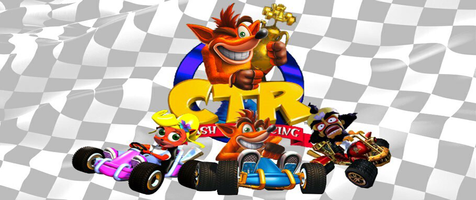 Retro Weekend: Crash Team Racing