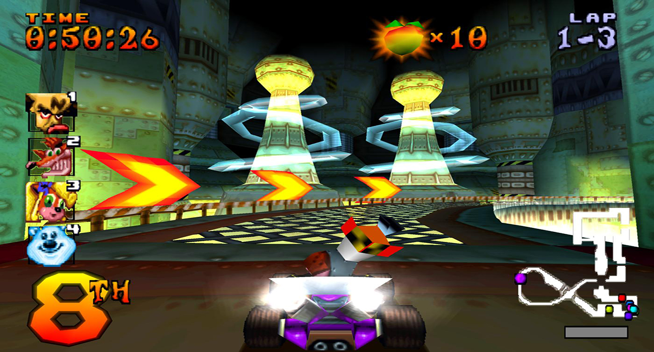 Crash Team Racing Screenshot 2