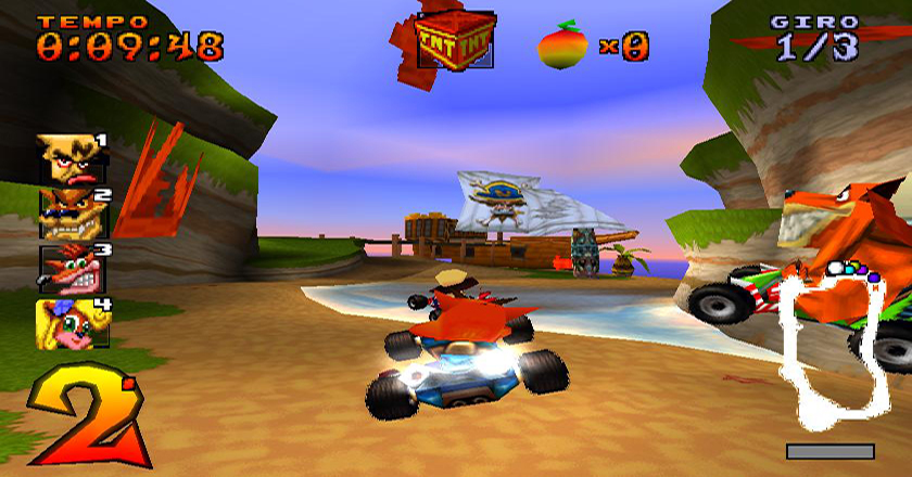 Crash Team Racing Screenshot