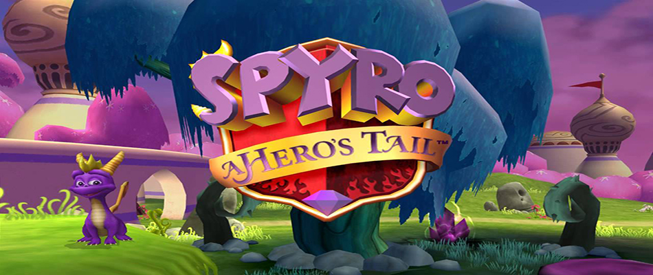 Retro Weekend: Spyro: A Hero's Tail