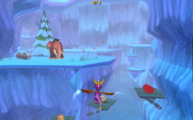 Spyro A Hero's Tail - Screenshot 3