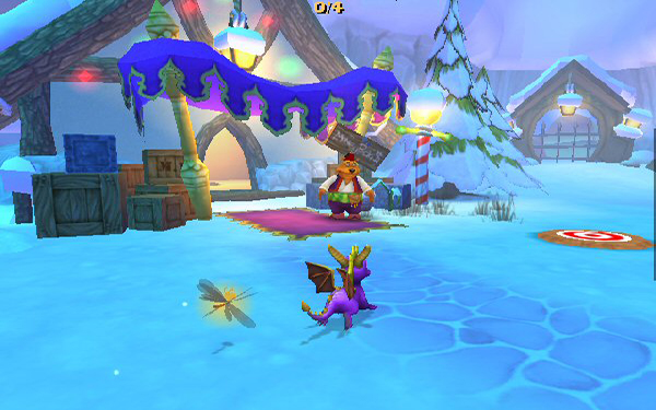 Spyro A Hero's Tail - Screenshot
