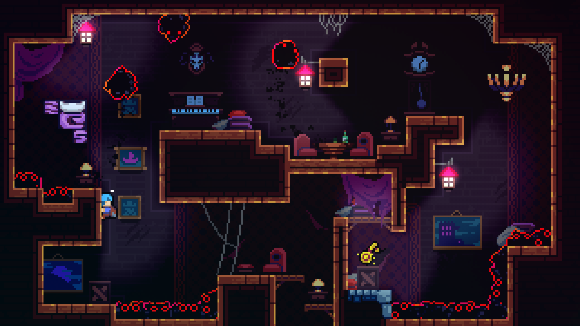 Celeste screenshot