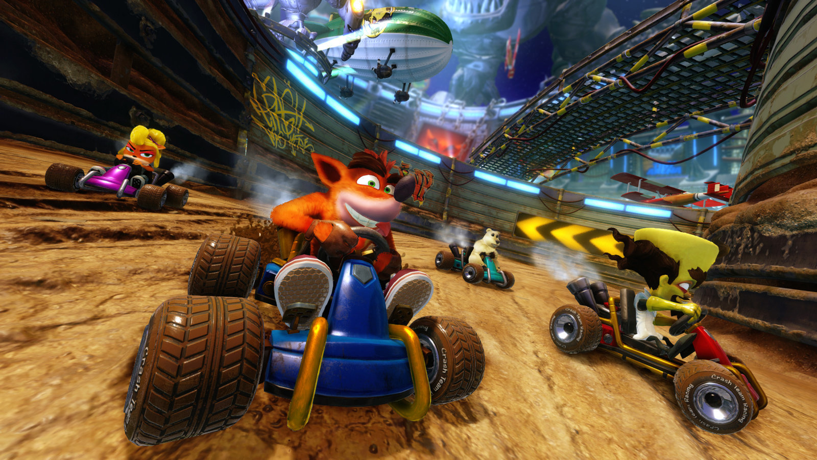 Crash Team Racing Nitro-Fueled Screenshot 1