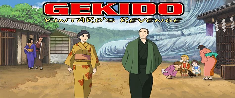 Gekido: Kintaro's Revenge arriva su GOG