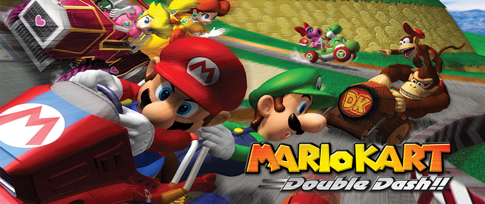 Retro Weekend: Mario Kart Double Dash!!