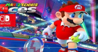 Sfavillotto si aggiunge al roster di Mario Tennis Aces
