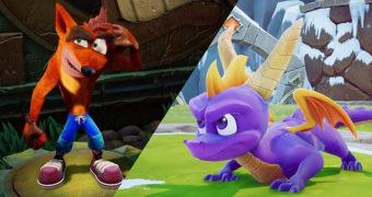 Crash e Spyro insieme in un unico bundle