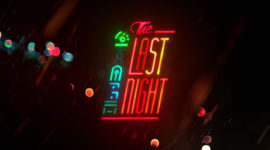 The Last Night era inizialmente previsto ai The Game Awards 2018