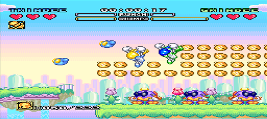 TwinBee: Rainbow Bell Adventure screenshot