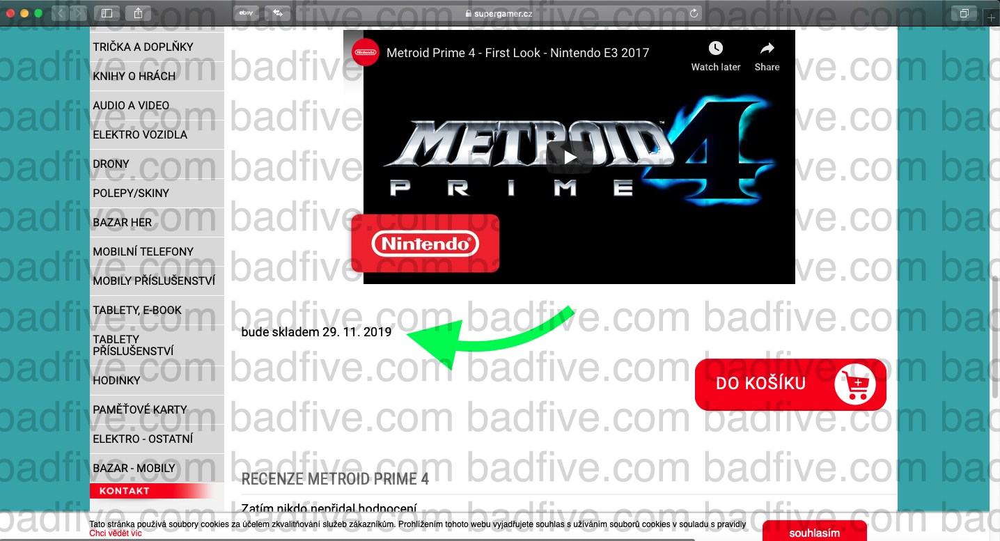 Data Metroid Prime 4