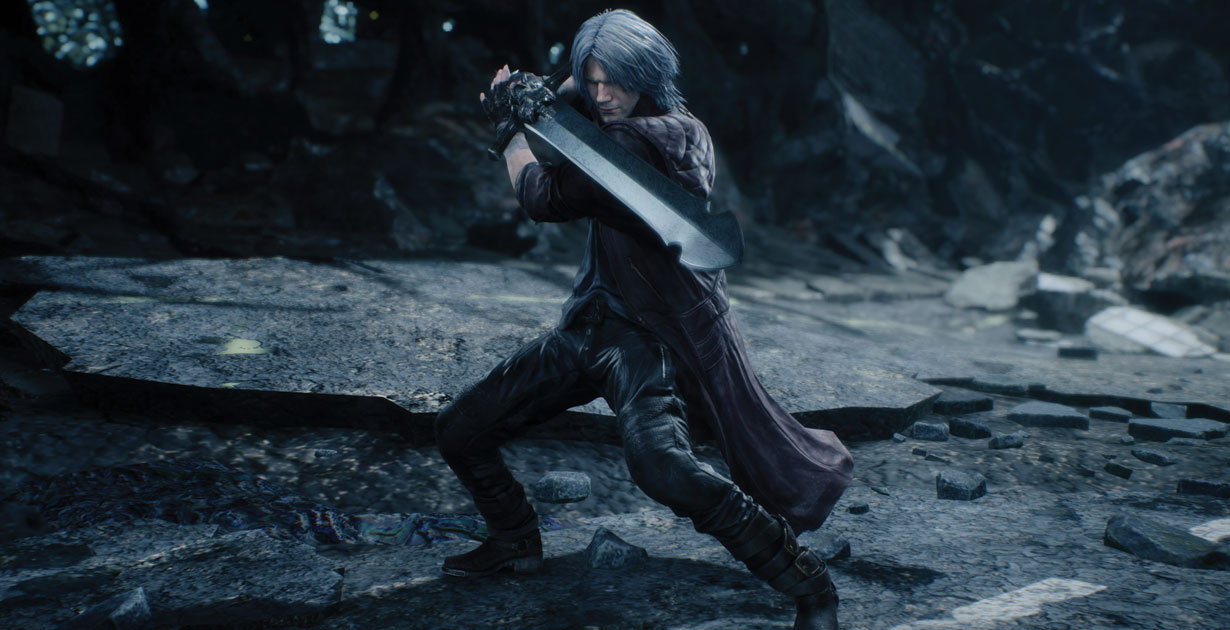 Devil May Cry 5 nuova demo