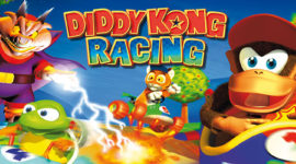 Retro Weekend: Diddy Kong Racing