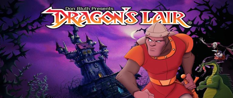 Dragon's Lair Trilogy arriverà presto su Nintendo Switch