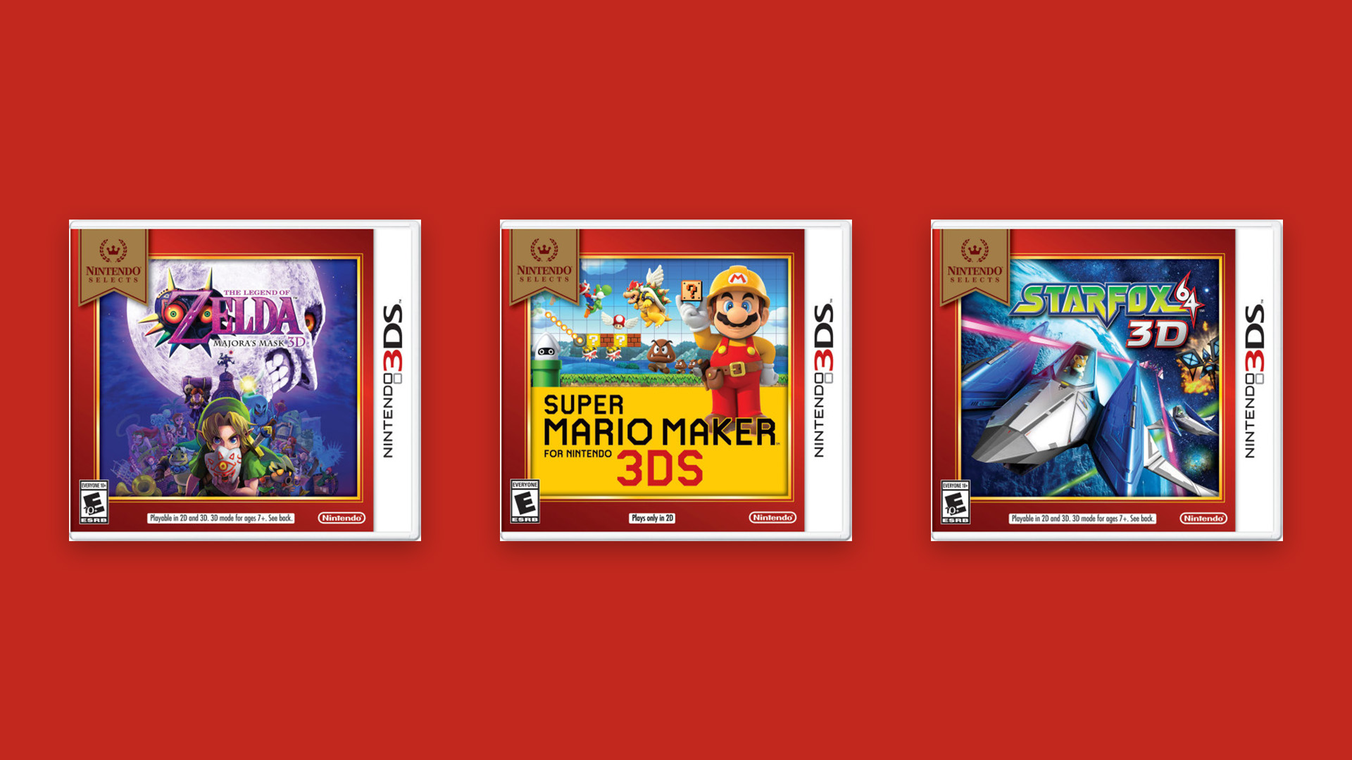 Nintendo Selects 4 febbraio 2019