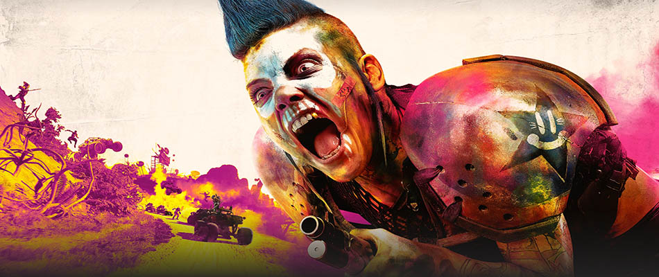 RAGE 2 si mostra in un nuovo video gameplay