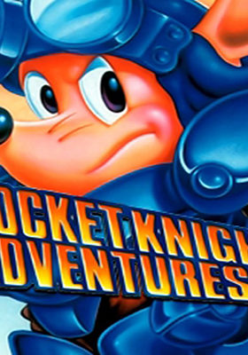 Retro Weekend: Rocket Knight Adventures