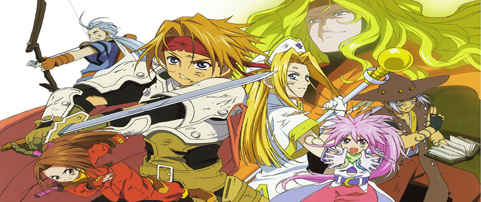 Retro Weekend: Tales of Phantasia