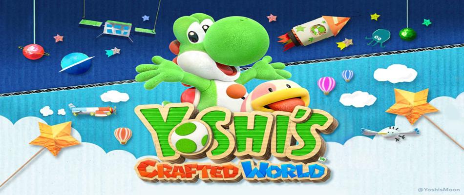 Yoshi's Crafted World: Ecco la data di uscita