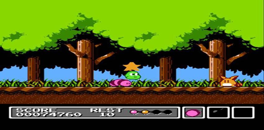 Gimmick screenshot 2