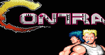 Retro Weekend: Contra