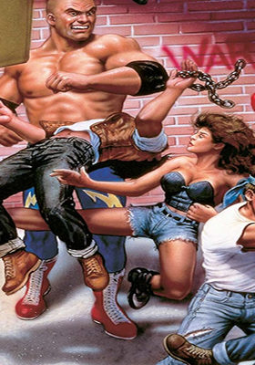 Retro Weekend: Bare Knuckle (Streets of Rage)