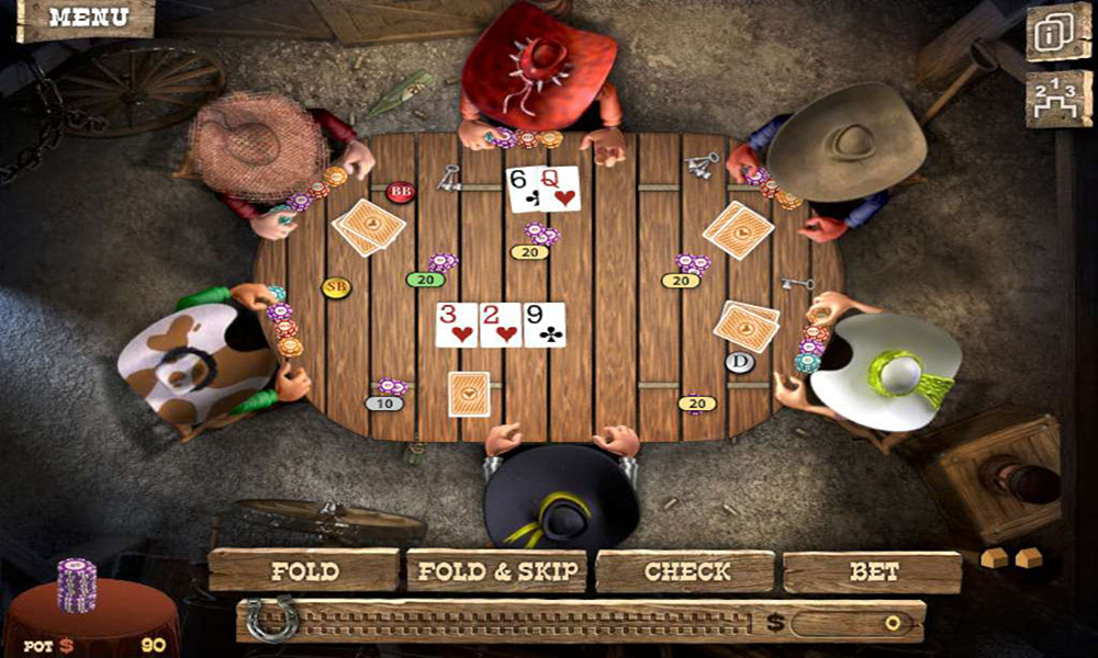 Top 5 videogiochi dedicati al Poker Texas Hold'em - Governor of Poker 2 e 3