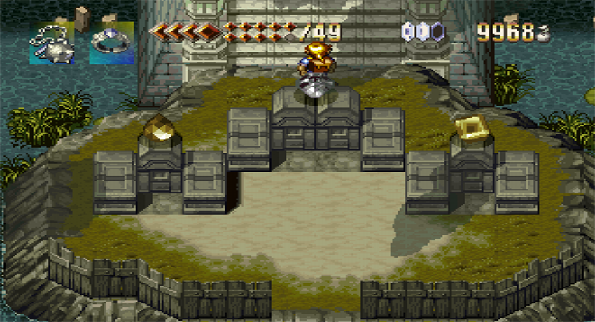 Alundra screenshot