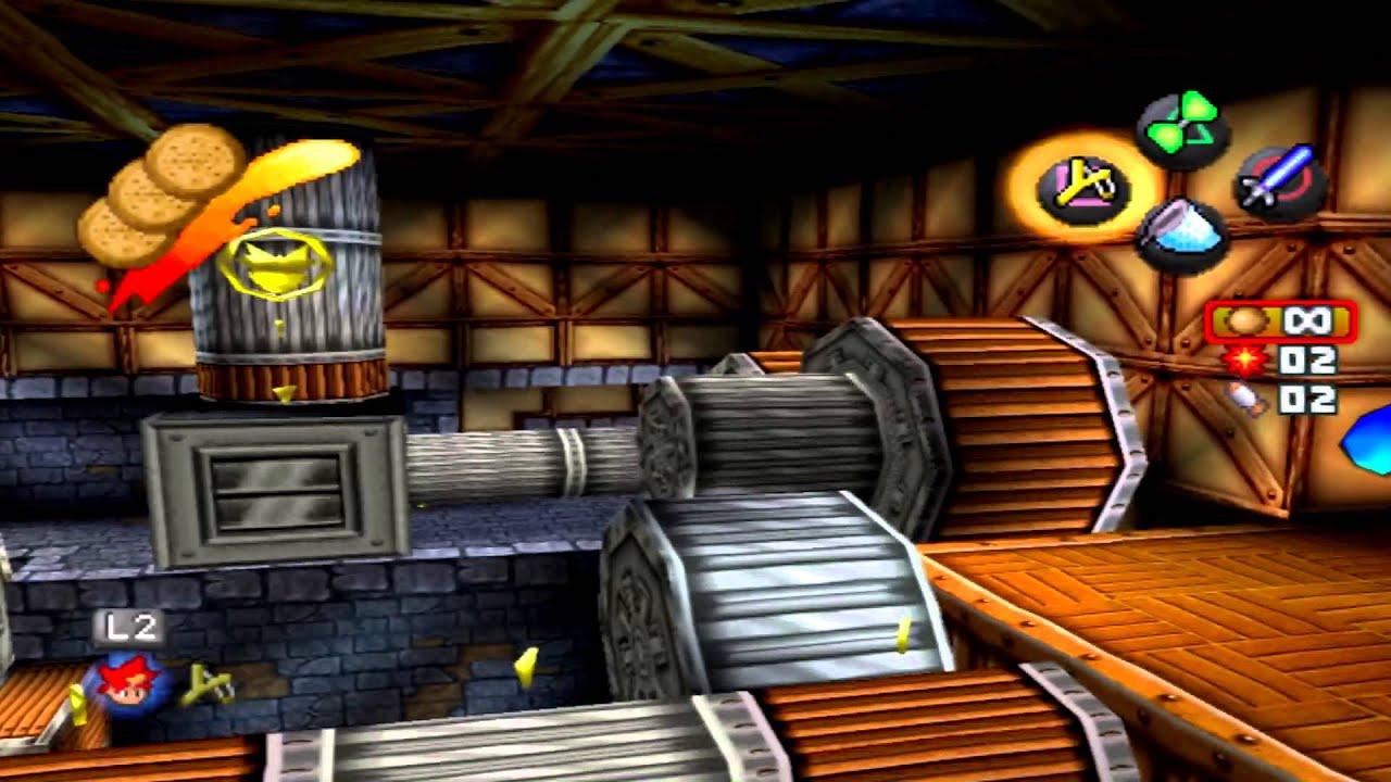 Ape Escape - Castle screenshot