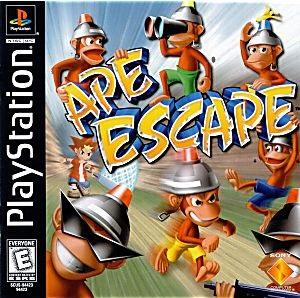 Retro Weekend: Ape Escape