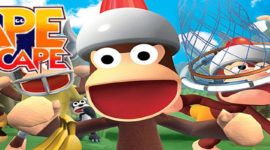 Retro Weekend: Ape Escape