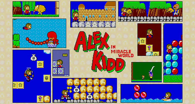 Retro Weekend: Alex Kidd in Miracle World