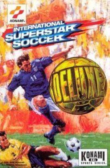 International Superstar Soccer Deluxe