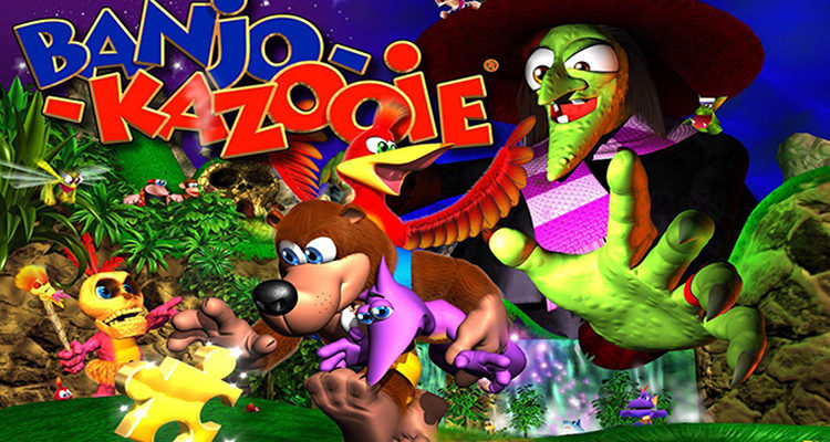 Retro Weekend: Banjo-Kazooie