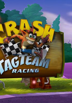 Retro Weekend: Crash Tag Team Racing