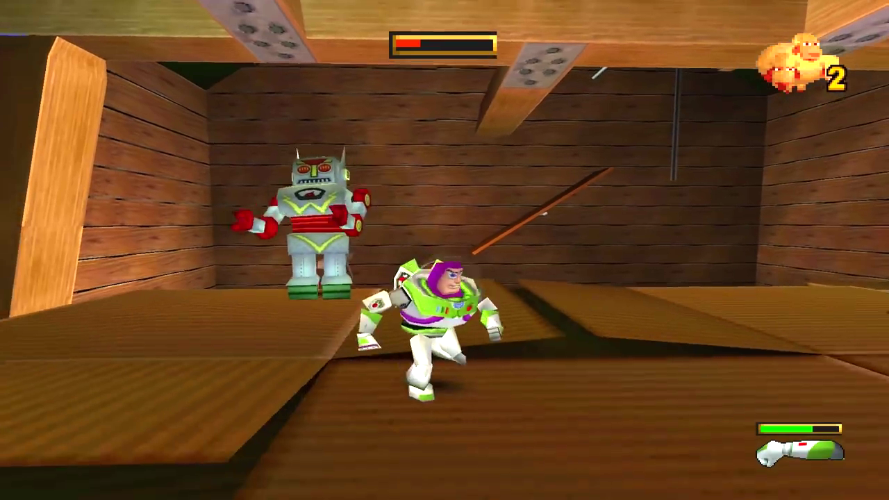 Toy Story 2 screenshot