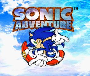 Retro Weekend: Sonic Adventure