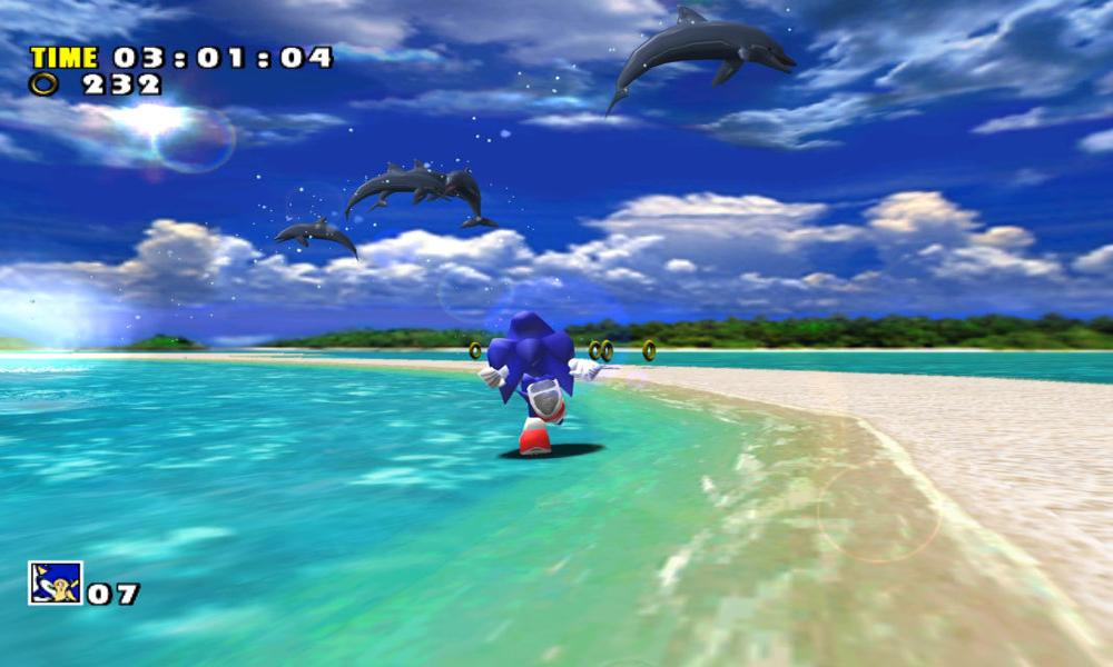 Sonic Adventure screenshot
