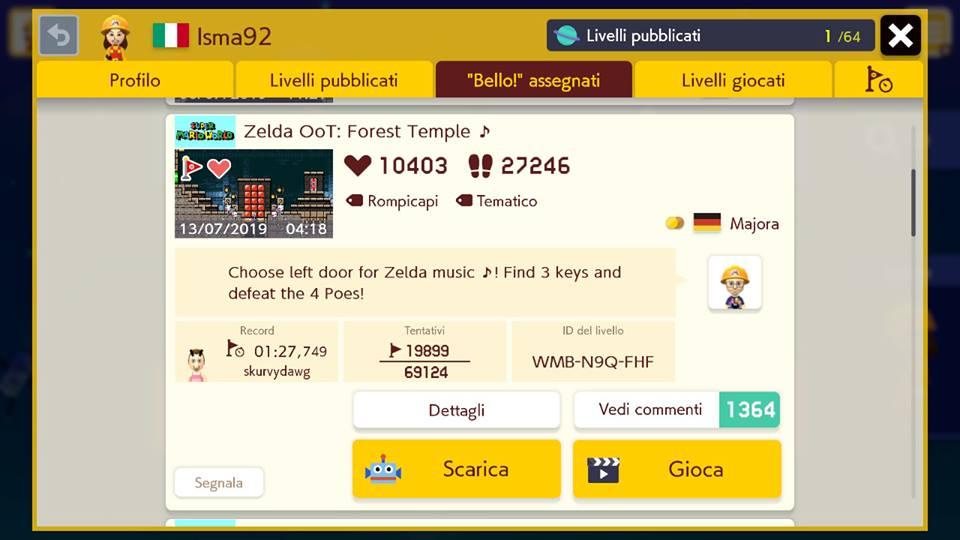 Zelda OoT Forest Temple